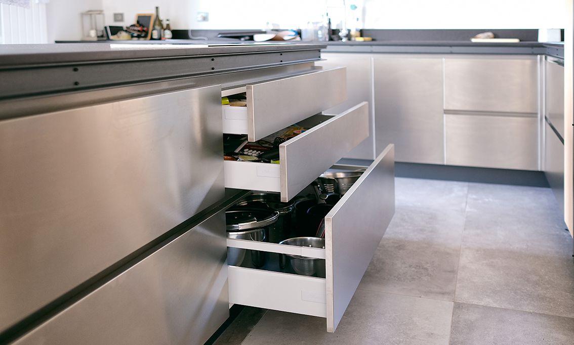Aménagement de cuisine chez un particulier - BC Agencement